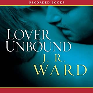 Lover Unbound, The Black Dagger Brotherhood, Book 5 cover art