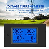 電圧電流計メモリ機能過負荷アラーム機能を備えた業界向けのデジタル電流計電流計電圧計LCDディスプレイ。
