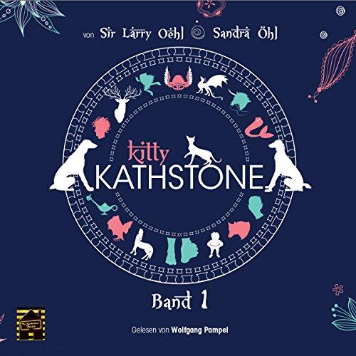 Kitty Kathstone 1 audiobook cover art