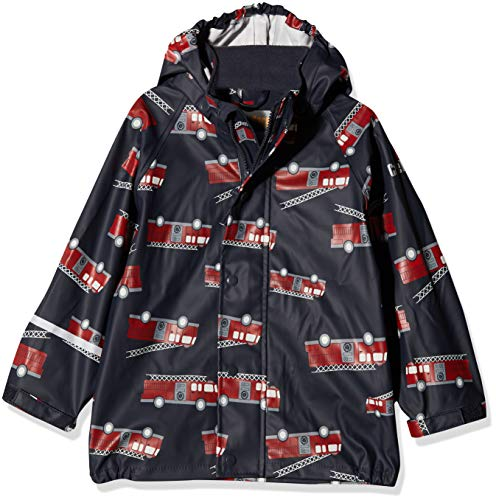 Mehrfarbig 18-24 months Pompeian Red 337 CareTec Kids Rainpaints with Fleece Lining
