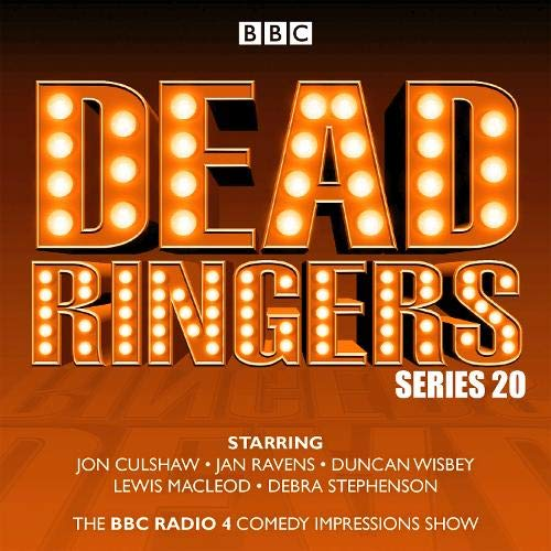 Dead Ringers: Series 20 cover art