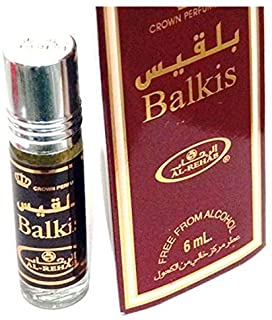 Balkis – 6ml (.2 oz) Perfume Oil by AlRehab