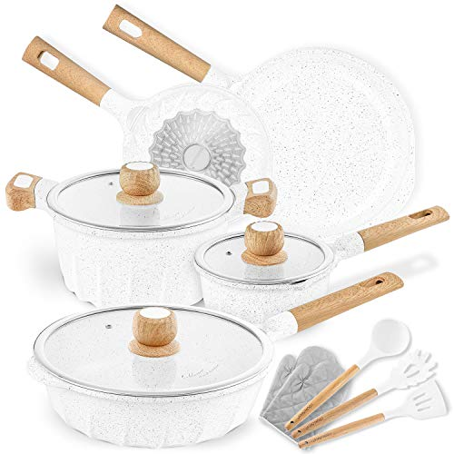 100 piece cookware set - 4