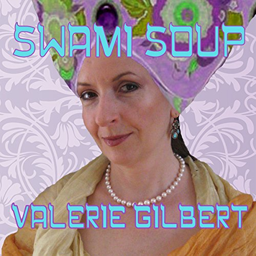 Swami Soup audiobook cover art