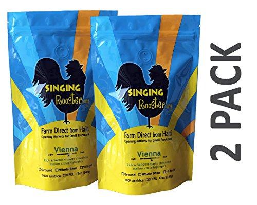 Haitian Coffee (Vienna Ground, 2-pack)