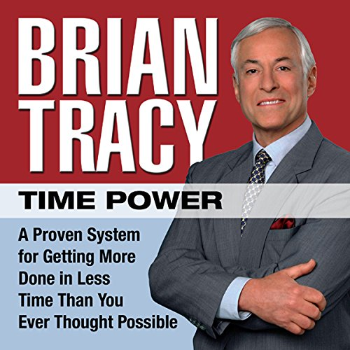 Time Power audiobook cover art