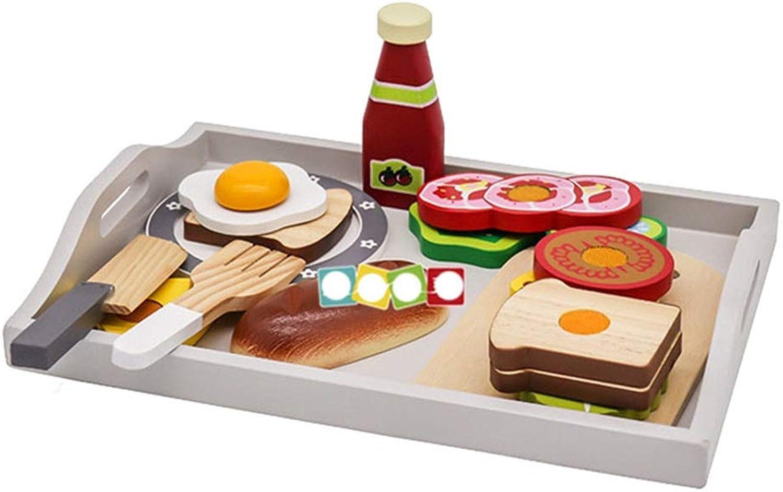 promociones Maybesky Juguete Educativo Sistema Educativo del del del Desayuno de la Cocina de los Juguetes educativos de la educación temprana de los Niños Regalo de cumpleaños para Niños niñas  precios bajos