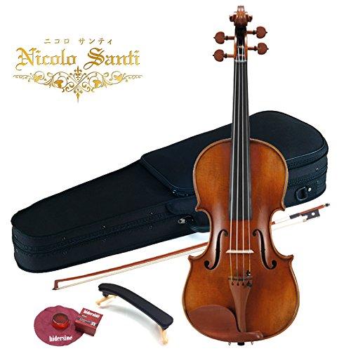 Nicolo Santi NSN50/S1 3/4 バイオリンセット 3/4 Cuore ニコロサンティ