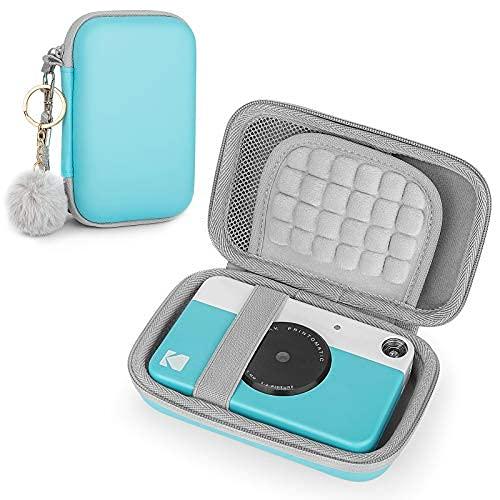 Estuche para KODAK Printomatic / Mini 2 / Smile & Polaroid Snap / Snap Touch, funda protectora de bolsa dura de EVA (azul)