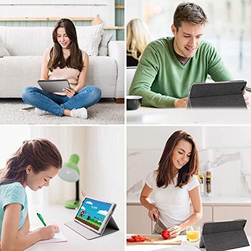 vankyo Schutzhülle für Tablet S20, Folienschutz MatrixPad S20, PU-Lederetui, sehr kompakt, ideal für Tablet