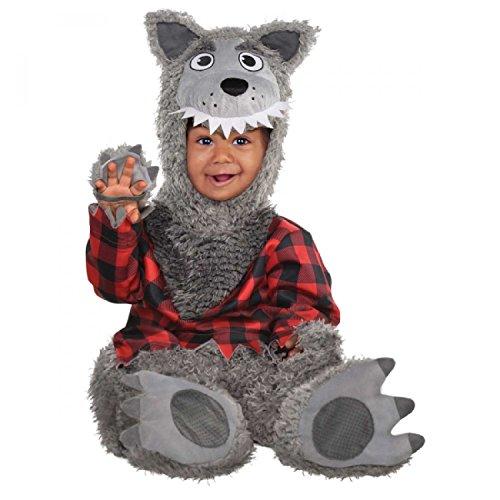 - Baby Wolf Kostüm