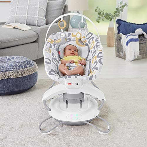 Fisher-Price 2-in-1 Deluxe Soothe 'n Play Glider