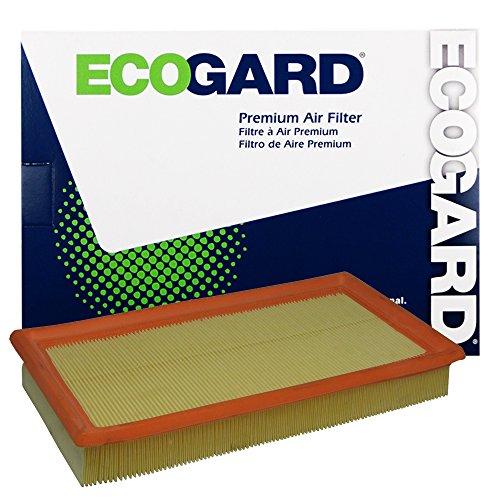 ECOGARD XA5699 Premium Engine Air Filter Fits Ford Explorer 3.5L 2011-2019, Edge 3.5L 2007-2014, Taurus 3.5L 2008-2019, Flex 3.5L 2009-2019, Police Interceptor Utility 3.7L 2013-2019