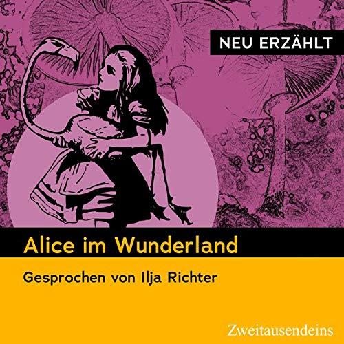 Alice im Wunderland - Neu erzählt Titelbild