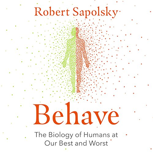 Behave audiobook cover art