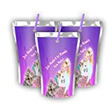 12 Personalized Jojo Siwa Juice Pouch Labels