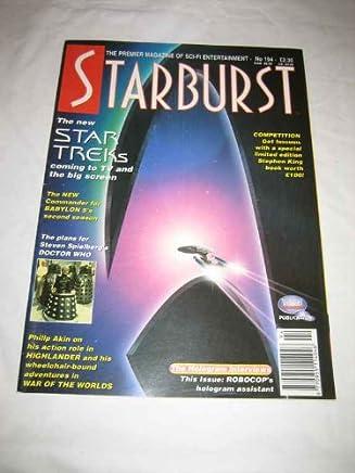 Starburst #194 Oct. 1994 Spielberg's Dr. Who Highlander Robocop Star Trek