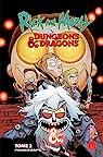 Rick et Morty vs Dungeons et Dragons, tome 2 : Peinescape par Rothfuss