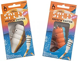 Best split french knitter Reviews