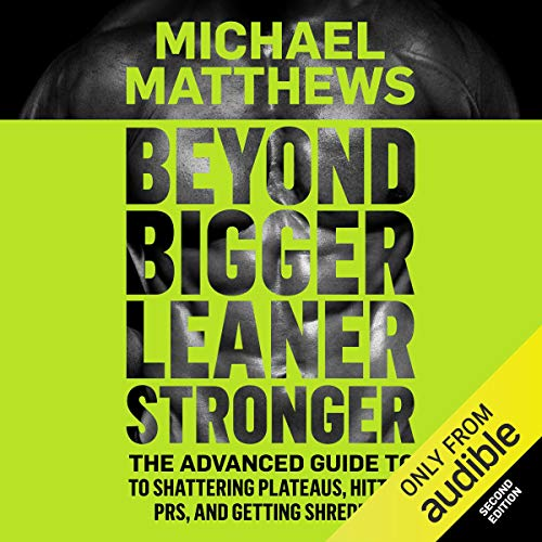 Couverture de Beyond Bigger Leaner Stronger