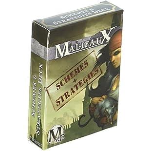 Malifaux 2E Schemes and Strategies Cards:Shizuku7148
