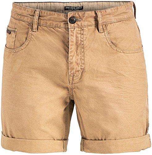 khujo Herren Shorts Caden, beige (29)
