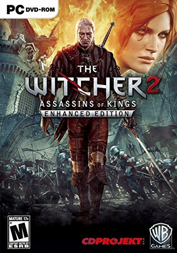 Witcher 2: Assassins of Kings Enhanced Edition (PC) (New)