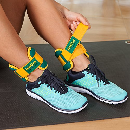 Nayoya Pound Adjustable Ankle Weights