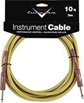 Fender 099-0820-028 Custom Shop 3m Inst. Cable Tweed