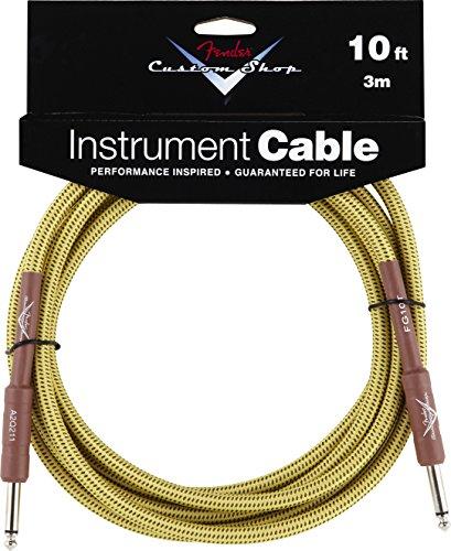 Fender Custom Shop instrument & guitar cable