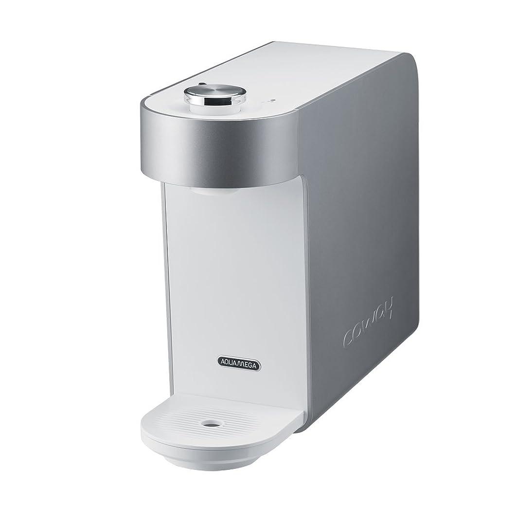 Coway Aquamega 100 Water Purifier, White/Silver