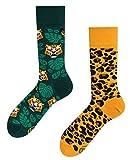 Many Mornings Socken - El Leopardo - Tiger (35-38, El Leopardo)