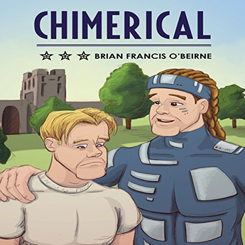Chimerical audiobook cover art