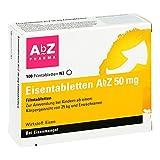 [page_title]-EISENTABLETTEN AbZ 50 mg Filmtabletten 100 St