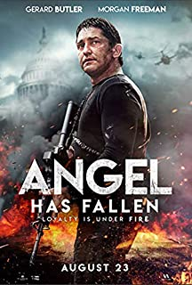 "Angel has Fallen - Authentic Original 27"" x 39"" Movie Poster"