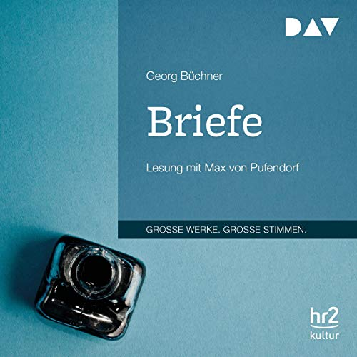 Briefe audiobook cover art