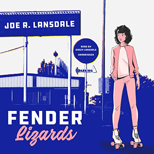 Fender Lizards audiobook cover art