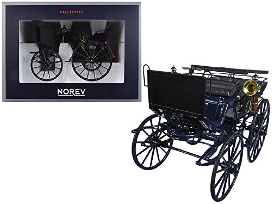 1886 Daimler Motorkutsche 1/18 Car Model by Norev