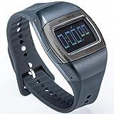 skandika Fitness Tracker Skandikation One mit Herzfrequenzzähler, Pulsuhr, Schrittzähler, Schlafüberwachung, Inaktivitätsalarm, USB...