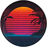 Waboba- Wingman Flying Disc, Colore 90s Sunset, AZ-302-Sunset