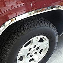 SAA - Polished Replacement Fender Trim