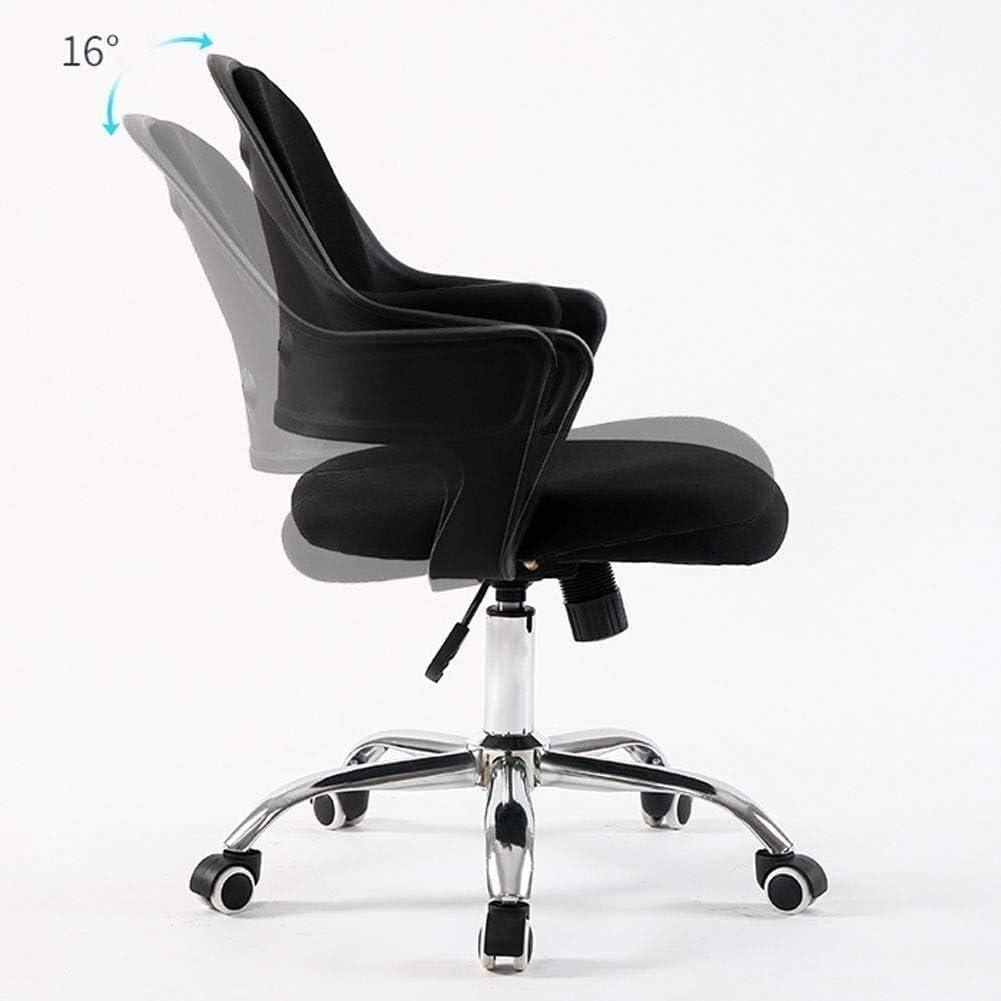 Shengluu Chaises de Gamer Comfy Chair Fabric Ordinateur Sieges Jeu Chaise de Bureau Ergonomique pivotant et réglable en Tissu Mesh Chair 2020 (Couleur : I) I
