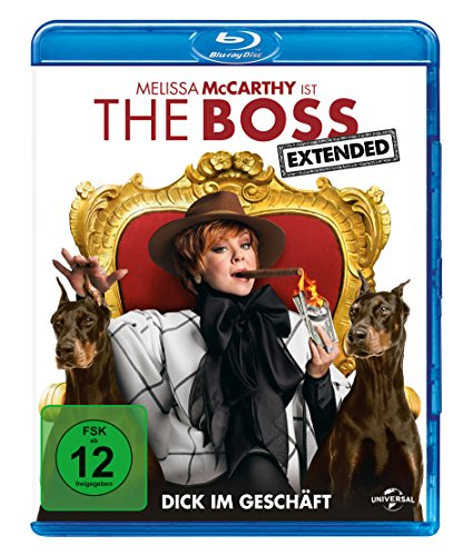 Price comparison product image THE BOSS-EXTENDED VERSION - MO [Blu-ray]