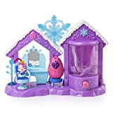 Hatchimals CollEGGtibles, Glitter Salon Playset with 2 Exclusive, for Kids Aged 5 and Up