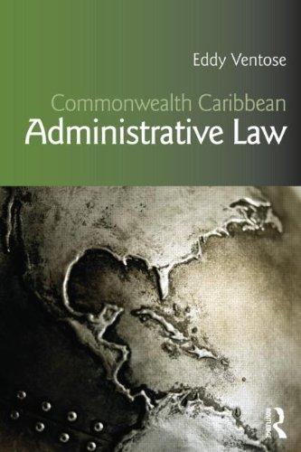 Commonwealth Caribbean Administrative Law (Commonwealth Caribbean Law)