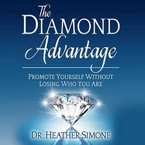 The Diamond Advantage audiobook cover art