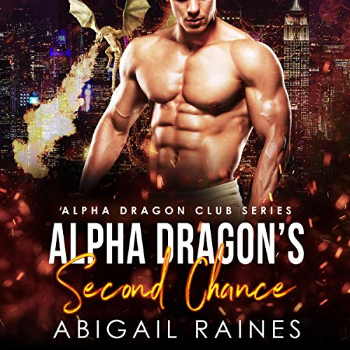 Alpha Dragon's Second Chance cover art