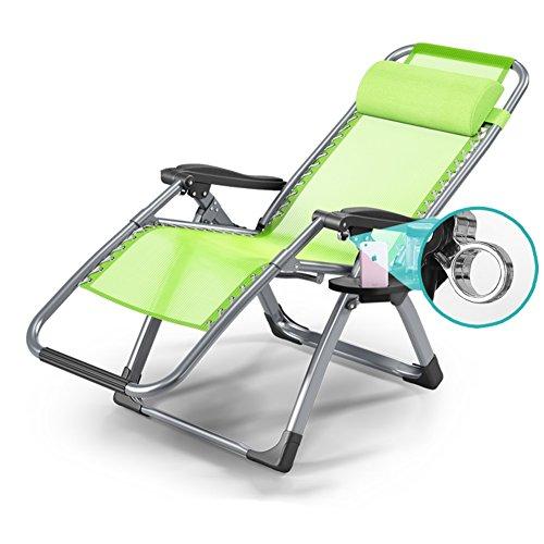 QIDI Chaise Longue Chambre À Coucher Simple Métal 65 * 96 * 15cm (Couleur : Style 3)