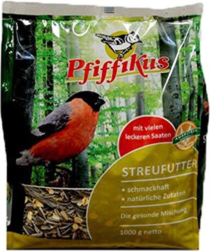 Streufutter Pfiffikus - Streufutter 1 kg