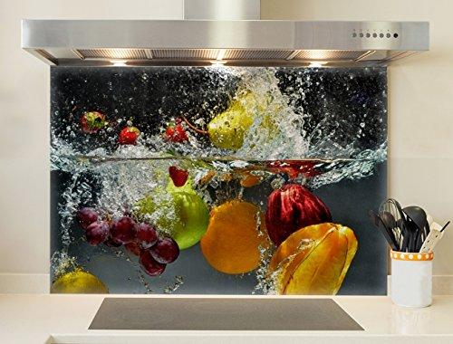 Credence, Fond de hotte - bain de fruits